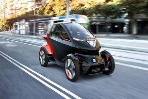 SEAT избра гуми на Bridgestone за Minimó