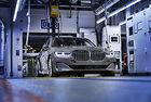 В Динголфинг произвеждат новото BMW Серия 7