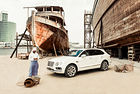 Bentley Bentayga Pearl of the Gulf от Mulliner