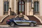 В Bugatti разработват електрически седан