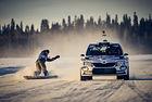 Какво е общото между сноубординга и рали спорта?