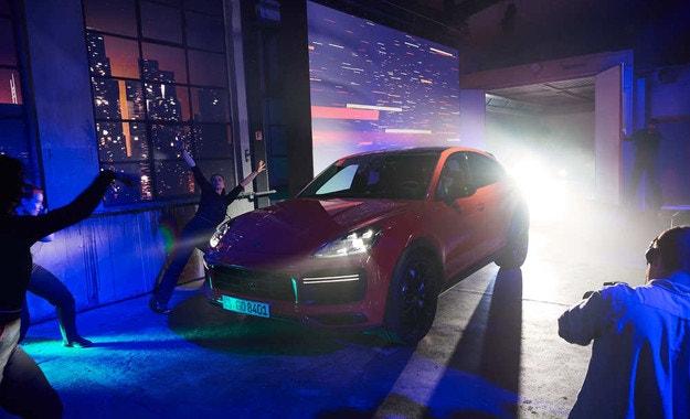 Световна премиера на Porsche Cayenne Coupe