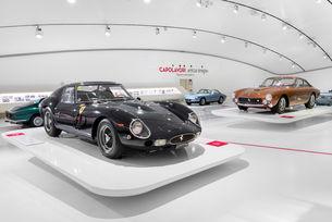 Нова изложба в музея Енцо Ферари в Модена