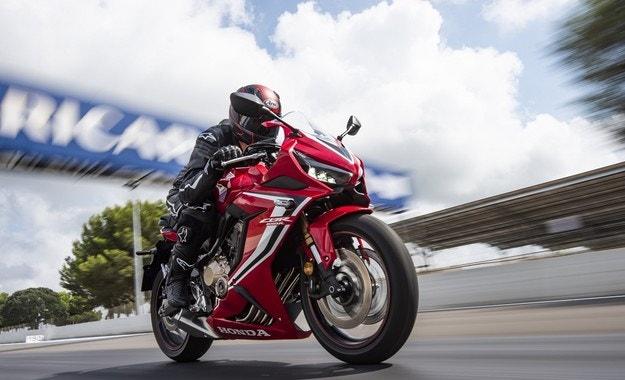 2019 CBR650R: Премиера на щанда на Honda