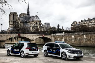 Полицейската префектура в Париж избра Volkswagen