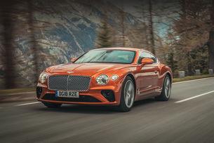 Bentley Continental GT атакува рекорда на Пайкс Пик