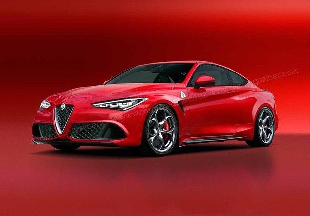 Alfa Romeo GTV има шанс да стане сериен