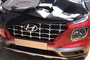 Разсекретиха дизайна на най-евтиния кросоувър на Hyundai