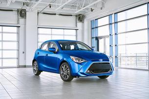 Представят новия хечбек Toyota Yaris в Ню Йорк