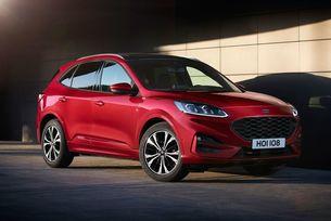 Ford представи новото поколение на  Kuga
