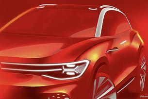 Volkswagen обяви кросоувъра I.D. Roomzz