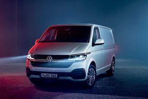 Volkswagen обнови фургона Transporter