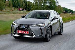 У нас стартираха продажбите на новия Lexus UX