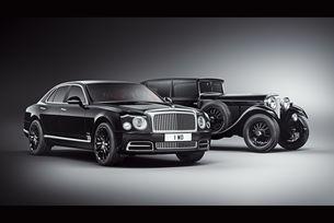 Bentley празнува стогодишния се юбилей в Шанхай