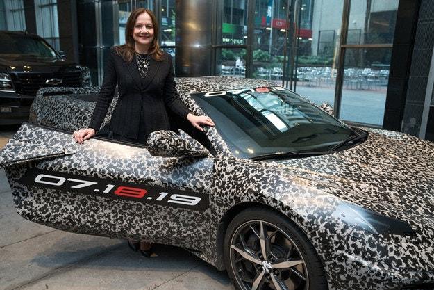 Chevrolet обяви премиерата на новия Corvette