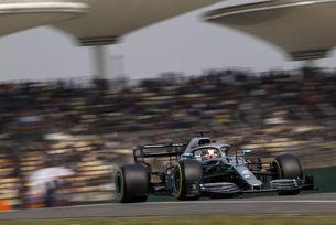 Хамилтън спечели юбилейната Гран при 1000.