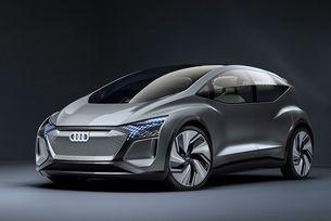 Audi разсекрети хечбек с прибиращ се волан