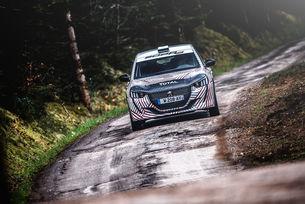 Тестовете на новото Peugeot 208R2 започнаха