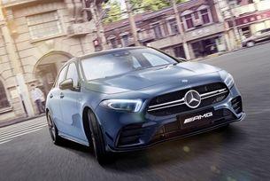 Най-малкият спортен Mercedes получи дълга версия