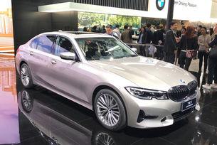 Дебют на дългата версия на новото BMW Серия 3