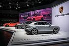 Porsche Cayenne Coupé празнува премиера в Шанхай