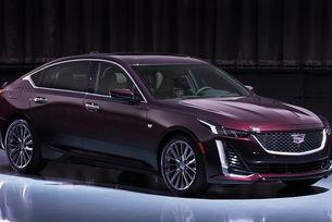 Cadillac разкрива конкурент на BMW Серия 5