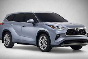 В Ню Йорк дебютира новият Toyota Highlander