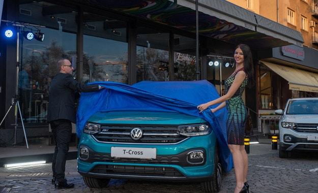 Volkswagen T-Cross - нови стандарти в своя клас