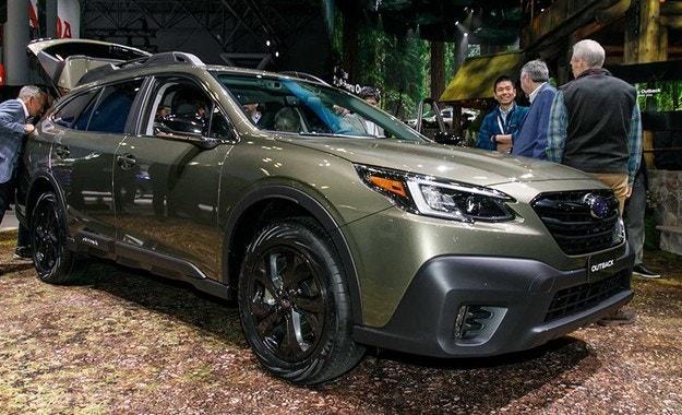 Дебютира новото поколение на Subaru Outback