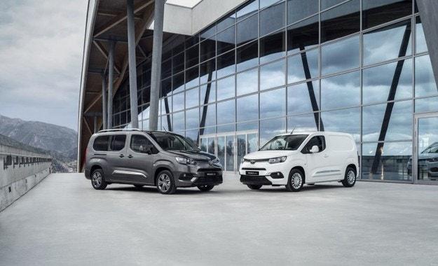 Премиера на новия Toyota PROACE CITY