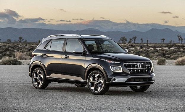 Hyundai разсекрети модела Venue