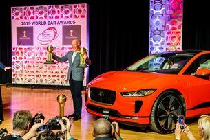 Безпрецедентен успех на Jaguar I-PACE в Ню Йорк