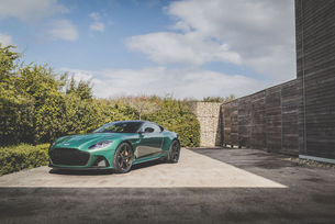 Aston Martin чества 60 години от победата в Льо Ман