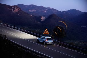 Volvo автомобилите в Европа ще си комуникират