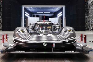 VW готви електромобил за рекорд на Нюрбургринг