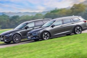 Opel Insignia CT vs. Volvo V90 CC