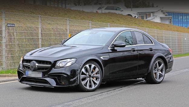 Тайнствен прототип намеква за нов открит Mercedes