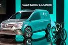 Концептът Renault Kangoo Z.E. става сериен през 2020