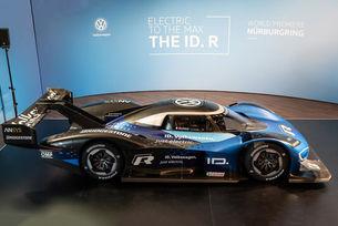 Volkswagen показа прототип I.D. R за Нюрбургринг