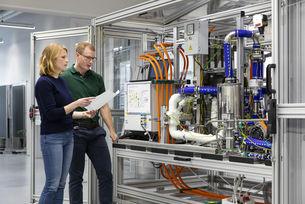 Bosch ще произвежда серийно горивни клетки