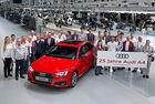 Audi A4 празнува 25-годишнината си
