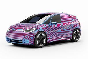 VW приема поръчки за електрическия ID.3