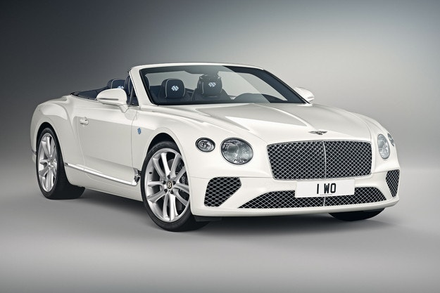 Bentley Continental GT Convertible Bavaria Edition