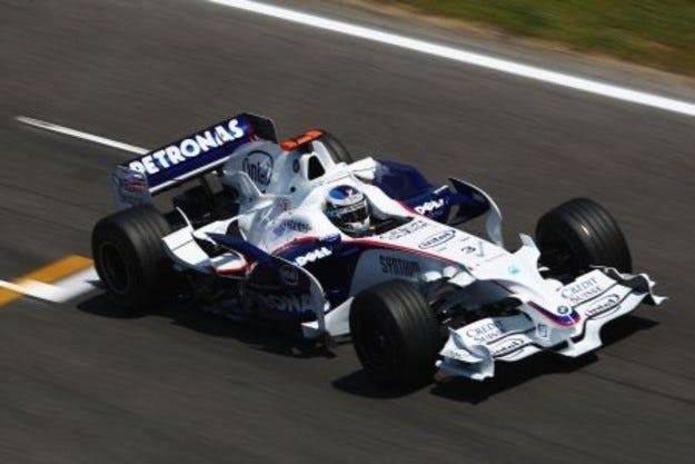 Трета тренировка - Гран при на Испания 2008