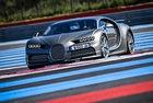 Представят Bugatti Chiron на пистата на Кастеле