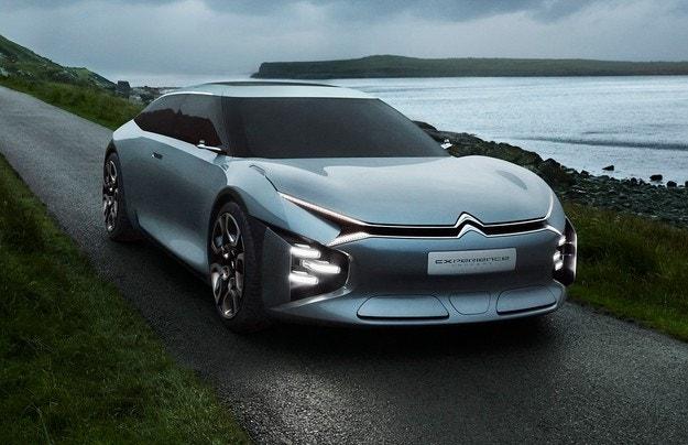 Citroen ще пусне флагмански седан през 2021