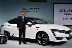Honda определи приоритетите си до 2025 г.