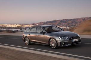 Audi A4: Още по-спортен и още по-модерен