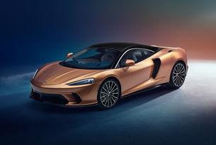 McLaren разсекрети новото купе GT