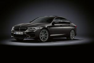 BMW M5 Edition 35 Years: Динамика и стил